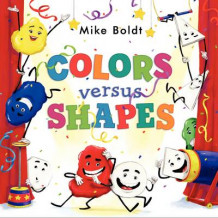 Colors versus Shapes av Mike Boldt (Innbundet)