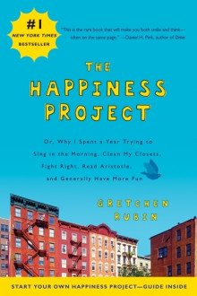 The Happiness Project av Gretchen Rubin (Heftet)