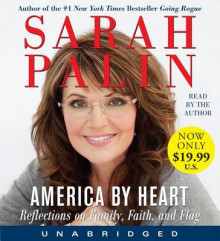 America By Heart UNA Low-Price CD av Sarah Palin (Lydbok-CD)