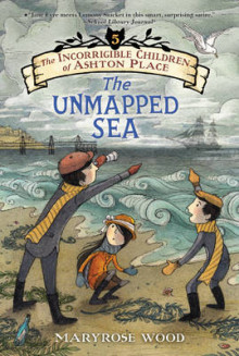 The Unmapped Sea av Maryrose Wood (Heftet)