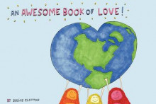 An Awesome Book of Love! av Dallas Clayton (Innbundet)