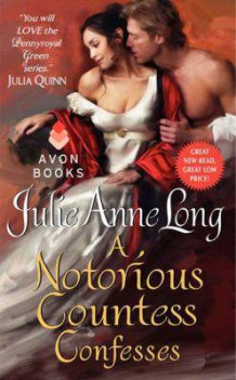 A Notorious Countess Confesses av Julie Anne Long (Heftet)