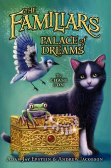 Palace of Dreams av Adam Jay Epstein og Andrew Jacobson (Innbundet)