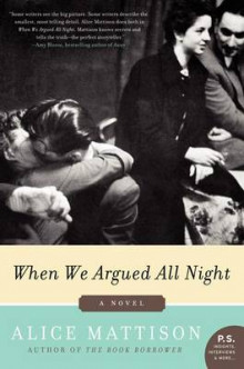 When We Argued All Night av Alice Mattison (Heftet)