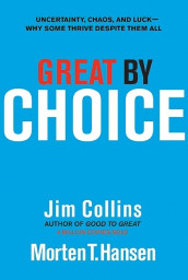 Great by Choice av Jim Collins og Morten T Hansen (Innbundet)