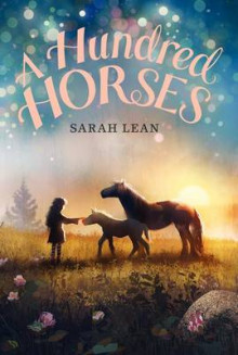 A Hundred Horses av Sarah Lean (Heftet)