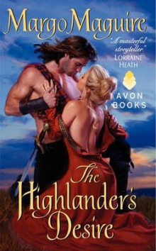 The Highlander's Desire av Margo Maguire (Heftet)
