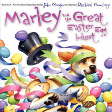 Marley and the Great Easter Egg Hunt av John Grogan (Innbundet)
