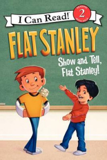 Flat Stanley: Show-And-Tell, Flat Stanley! av Jeff Brown (Innbundet)