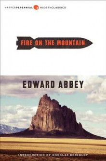 Fire on the Mountain av Edward Abbey (Heftet)