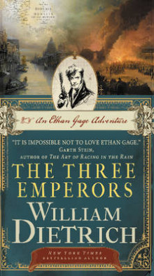 The Three Emperors av William Dietrich (Heftet)