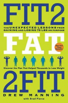 Fit2Fat2Fit: The Unexpected Lessons from Gaining and Losing 75 lbs on Purpose av Drew Manning (Heftet)