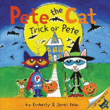 Omslag - Pete the Cat: Trick or Pete