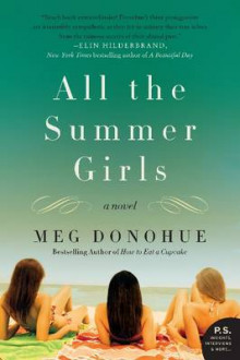 All the Summer Girls av Meg Donohue (Heftet)