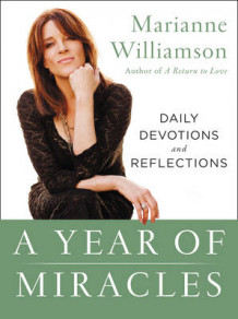 A Year of Miracles av Marianne Williamson (Heftet)