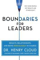 Boundaries for Leaders av Dr. Henry Cloud (Innbundet)
