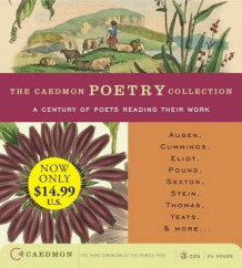 Caedmon Poetry Collection (Lydbok-CD)