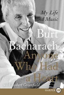 Anyone Who Had a Heart av Burt Bacharach (Heftet)