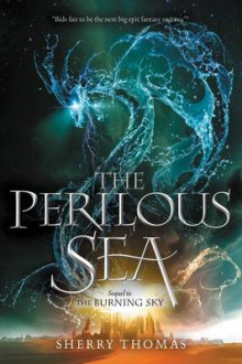 The Perilous Sea av Sherry Thomas (Heftet)