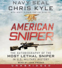American Sniper CD av Chris Kyle, Scott McEwen og Jim DeFelice (Lyd-CD)