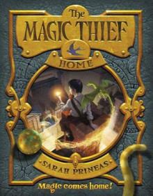 The Magic Thief: Home av Sarah Prineas (Heftet)