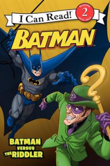 Batman Versus the Riddler av Donald Lemke (Heftet)