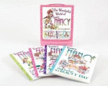 Fancy Nancy: The Wonderful World of Fancy Nancy Four-Book Extravaganza! av Jane O'Connor (Heftet)
