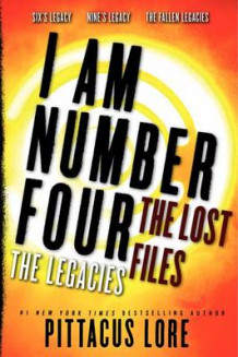 I Am Number Four: The Lost Files av Pittacus Lore (Heftet)