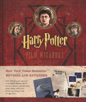 Harry Potter Film Wizardry Revised and Expanded av Brian Sibley (Innbundet)