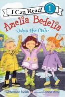Amelia Bedelia Joins the Club av Herman Parish (Heftet)