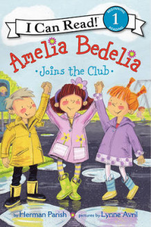 Amelia Bedelia Joins the Club av Herman Parish (Innbundet)