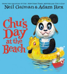 Chu's Day at the Beach av Neil Gaiman (Innbundet)