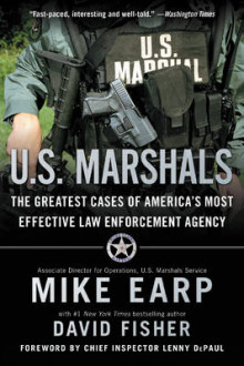U.S. Marshals av Mike Earp og David Fisher (Heftet)