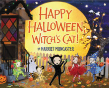 Happy Halloween, Witch's Cat! av Harriet Muncaster (Innbundet)