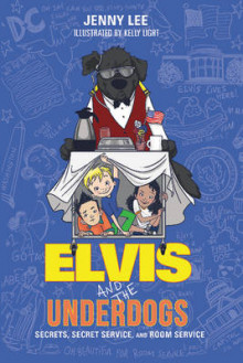 Elvis and the Underdogs: Secrets, Secret Service, and Room Service av Jenny Lee (Heftet)