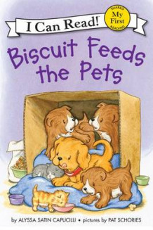Biscuit Feeds the Pets av Alyssa Satin Capucilli (Innbundet)