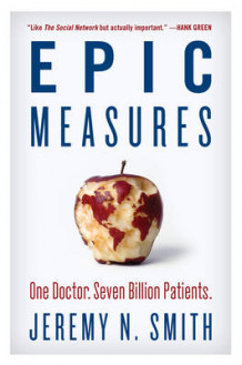 Epic Measures av Jeremy N. Smith (Innbundet)