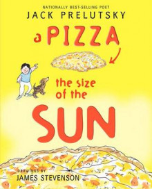 A Pizza the Size of the Sun av Jack Prelutsky (Heftet)