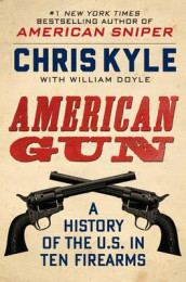 American Gun av William Doyle og Chris Kyle (Innbundet)