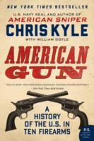 American Gun av William Doyle og Chris Kyle (Heftet)