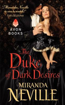 The Duke of Dark Desires av Miranda Neville (Heftet)