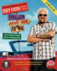 Diners, Drive-Ins, and Dives: The Funky Finds in Flavortown av Guy Fieri og Ann Volkwein (Heftet)