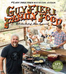 Guy Fieri Family Food av Guy Fieri (Innbundet)