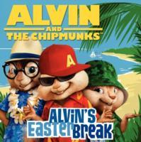 Alvin and the Chipmunks: Alvin's Easter Break av Jodi Huelin (Heftet)