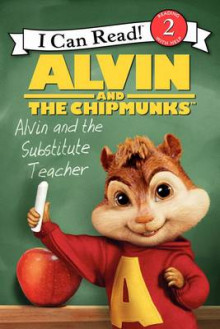 Alvin and the Chipmunks: Alvin and the Substitute Teacher av Jodi Huelin (Heftet)