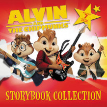 Alvin and the Chipmunks Storybook Collection (Innbundet)