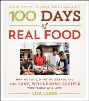 100 Days of Real Food av Lisa Leake (Innbundet)