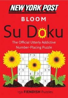 Bloom Su Doku av None (Heftet)