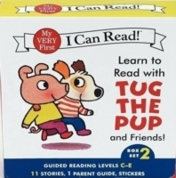 Learn to Read with Tug the Pup and Friends! Box Set 2 av Julie M. Wood (Heftet)