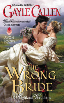 The Wrong Bride av Gayle Callen (Heftet)